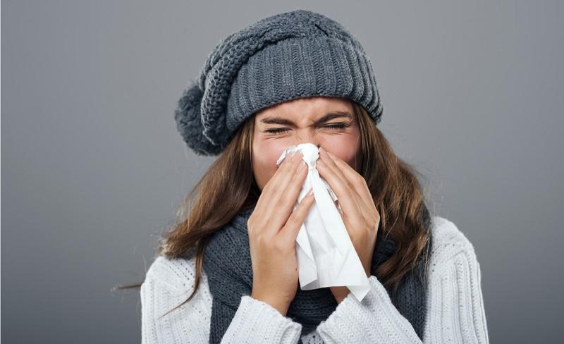 Atasi Hidung Tersumbat dengan Terapi Uap Panas
