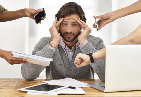 Stress Bekerja? Olahraga Saja!