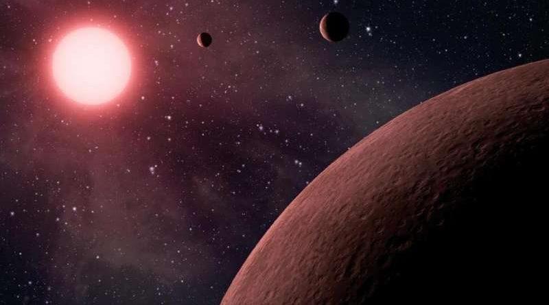 Planet Tipe Bumi Super Terbaru Telah Ditemukan Ilmuwan