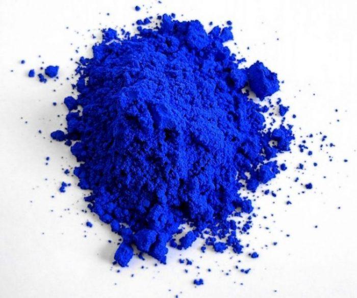 Warna Biru Terbaru Ditemukan Setelah 200 Tahun Lamanya