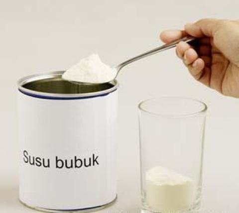 Anggapan Keliru Tentang Susu