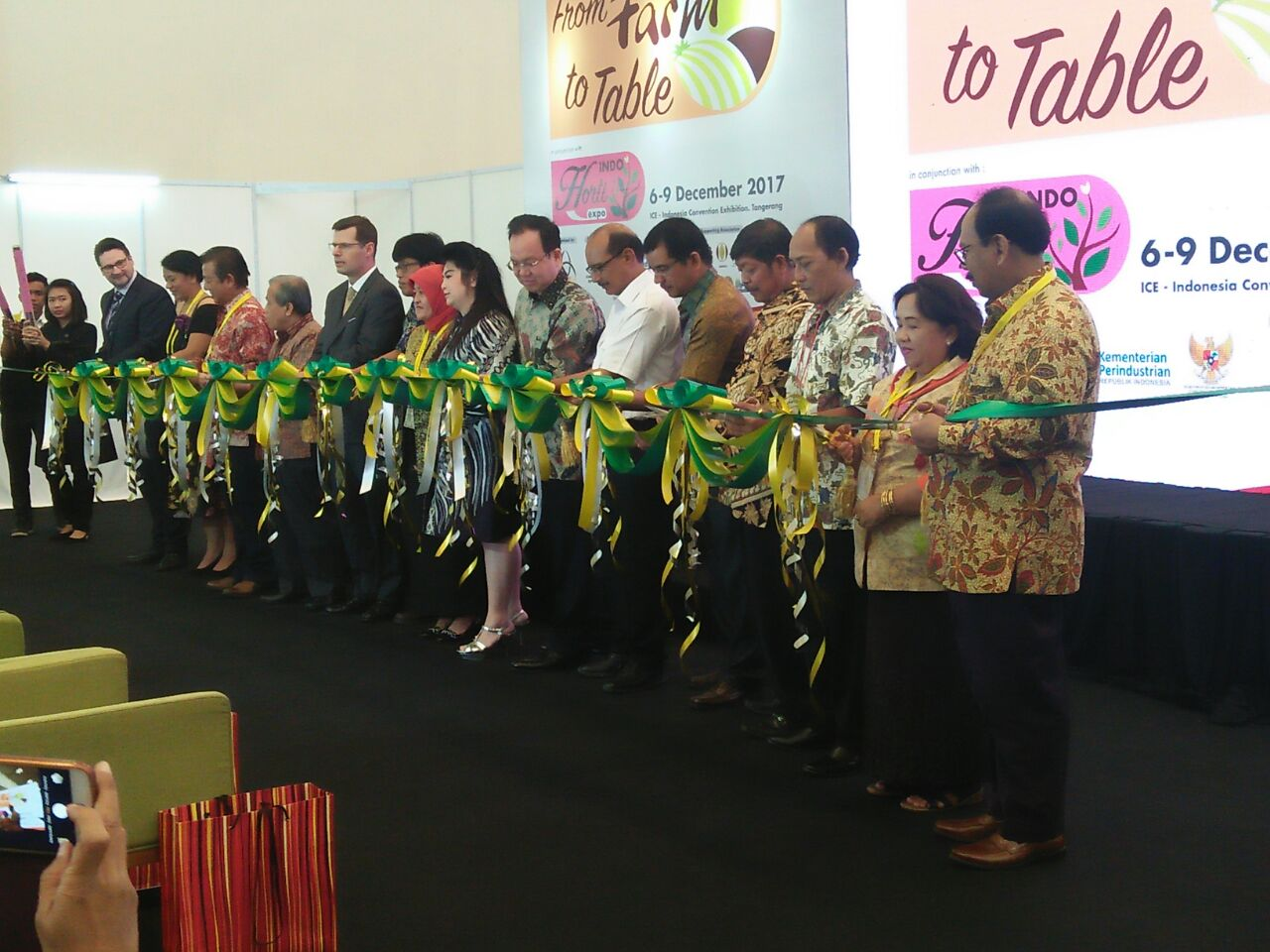 Farm to Table ( FFTT ) Expo 2017