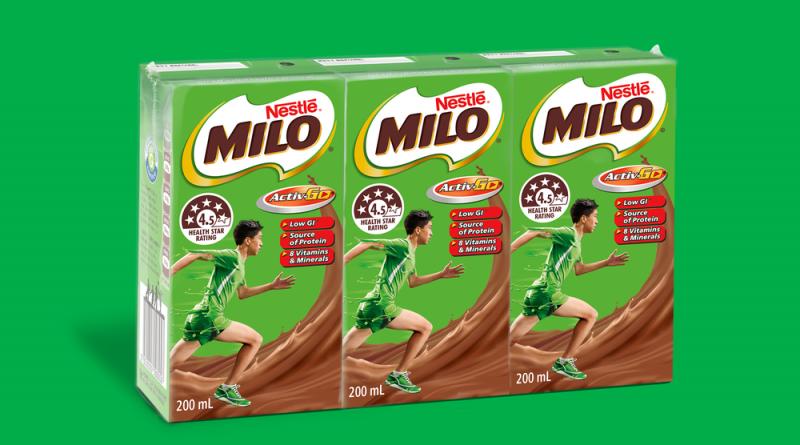 Nestle Australia Resmi Turunkan Rating Milo Menjadi 1,5