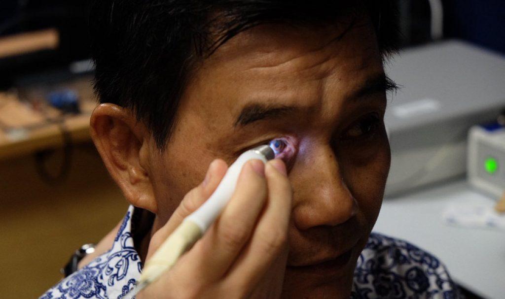 Deteksi Glaukoma Lebih Cepat dan Murah dengan GonioPEN