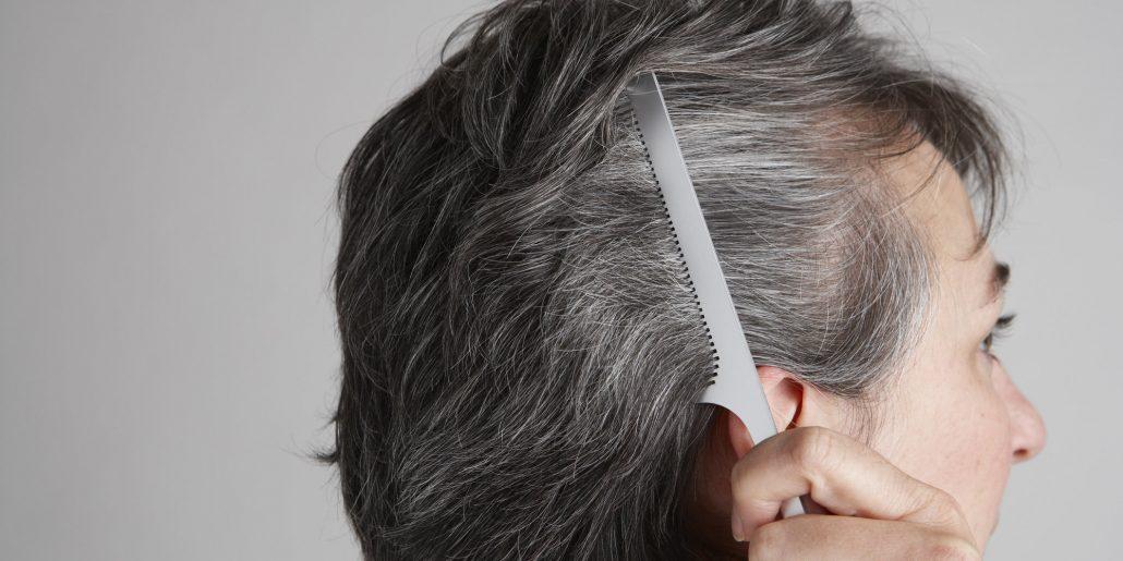 Atasi Rambut Beruban Pada Masa Muda Dengan Biji Pepaya