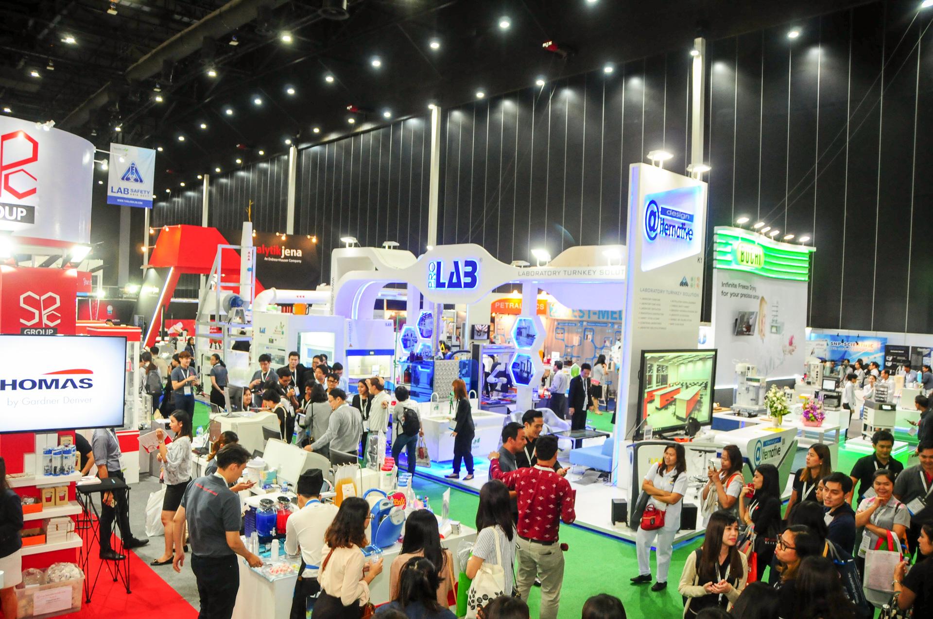 Thailand LAB INTERNATIONAL 2018
