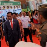 Joko Widodo Hadiri Pameran Perternakan INDO LIVESTOCK 2018