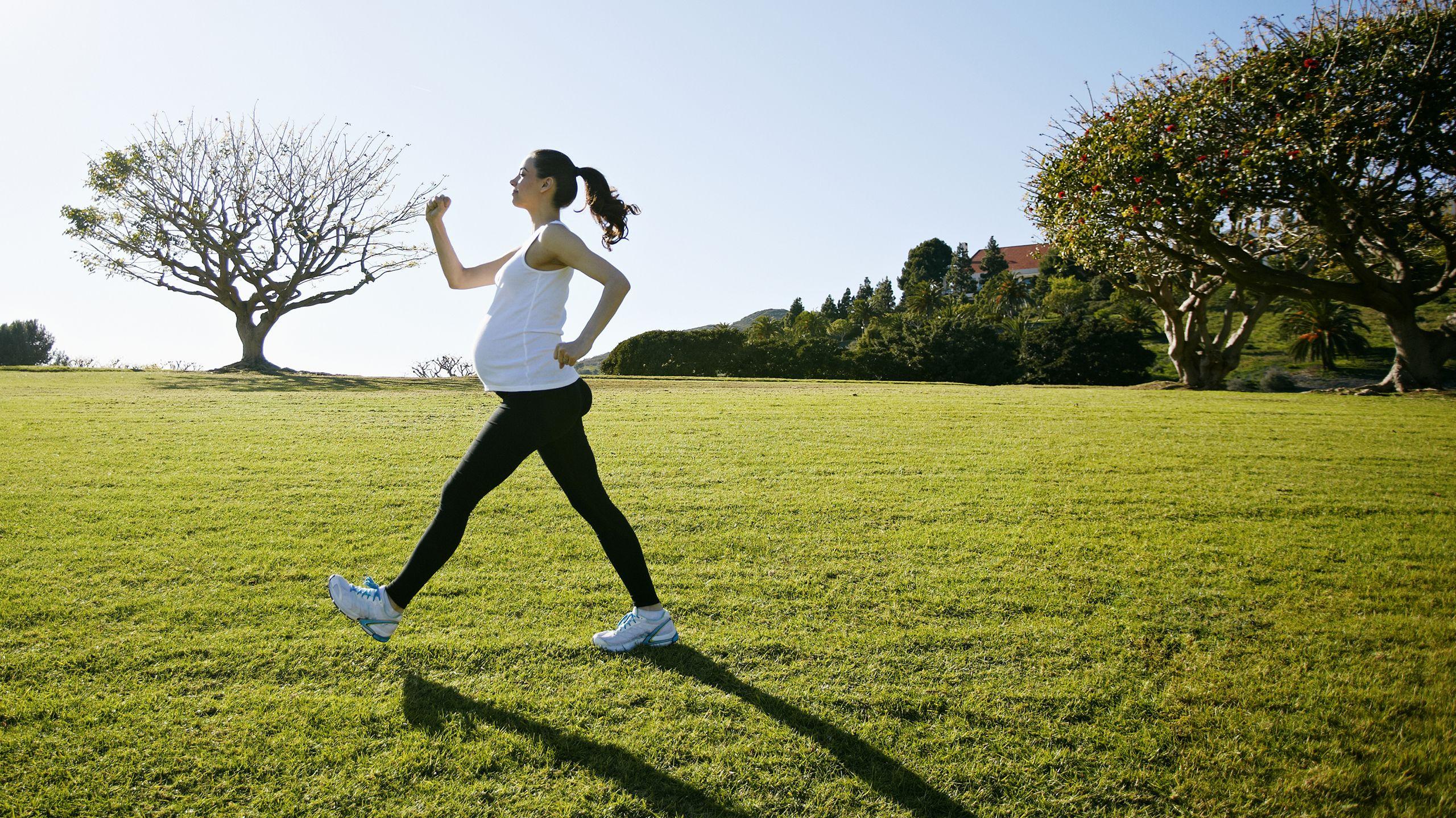 Rajin Olahraga Ketika Hamil Membuat Otak Anak Lebih Cepat Berkembang