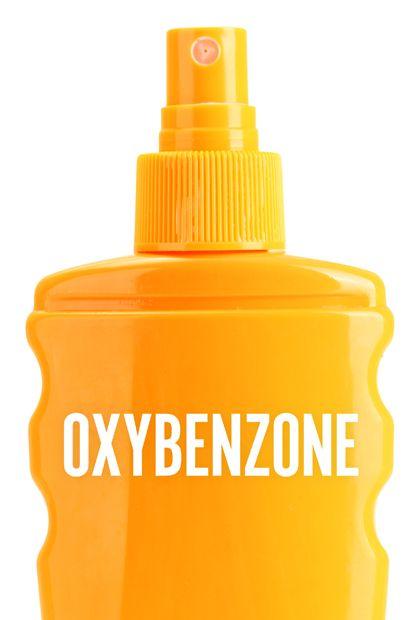 Oxybenzone at berbahaya pada produk kosmetik
